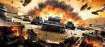 World of Tanks: Raytracing-Schatten (auf Panzer) mit DirectX 11