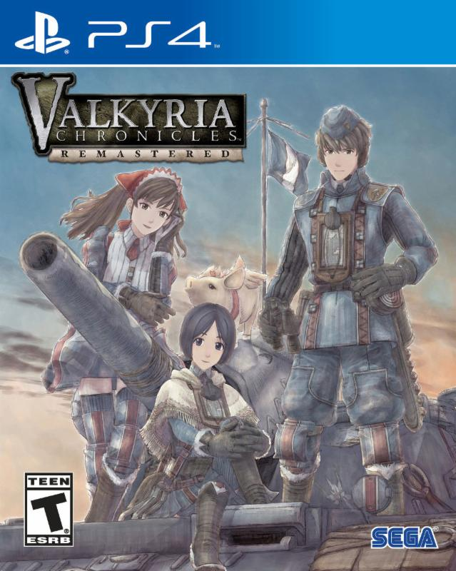 Alle Infos zu Valkyria Chronicles Remastered (PlayStation4)