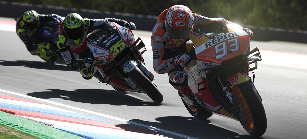 Moto GP 20 (Rennspiel) von Milestone / Koch Media