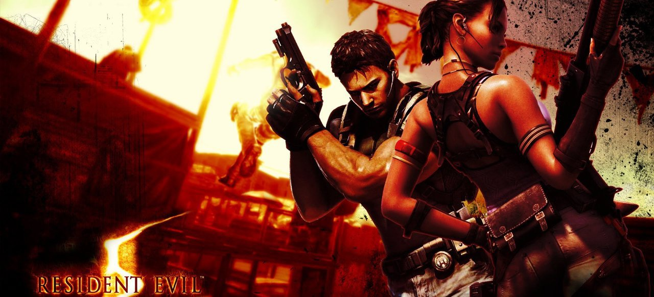 Resident Evil 5 (Action-Adventure) von Capcom