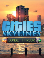 Alle Infos zu Cities: Skylines - Sunset Harbor (PC,PlayStation4,XboxOne)