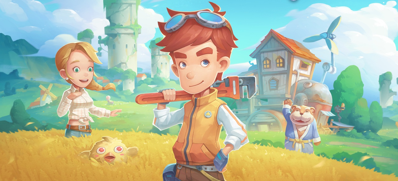My Time at Portia (Simulation) von Team17 Digital