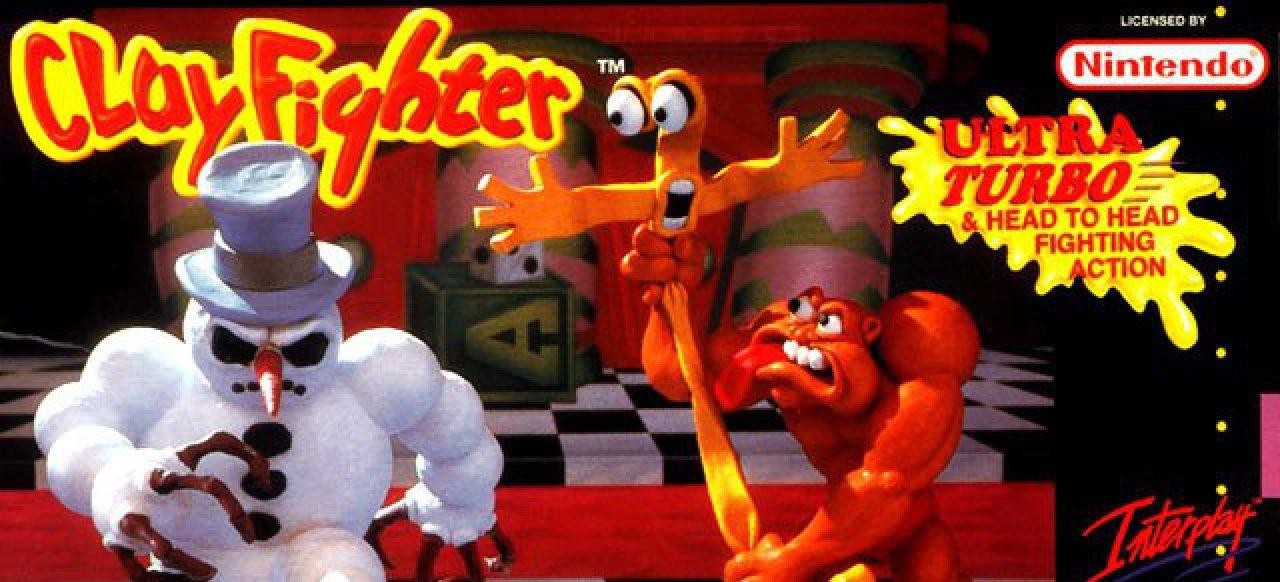 ClayFighter (Prügeln & Kämpfen) von Interplay