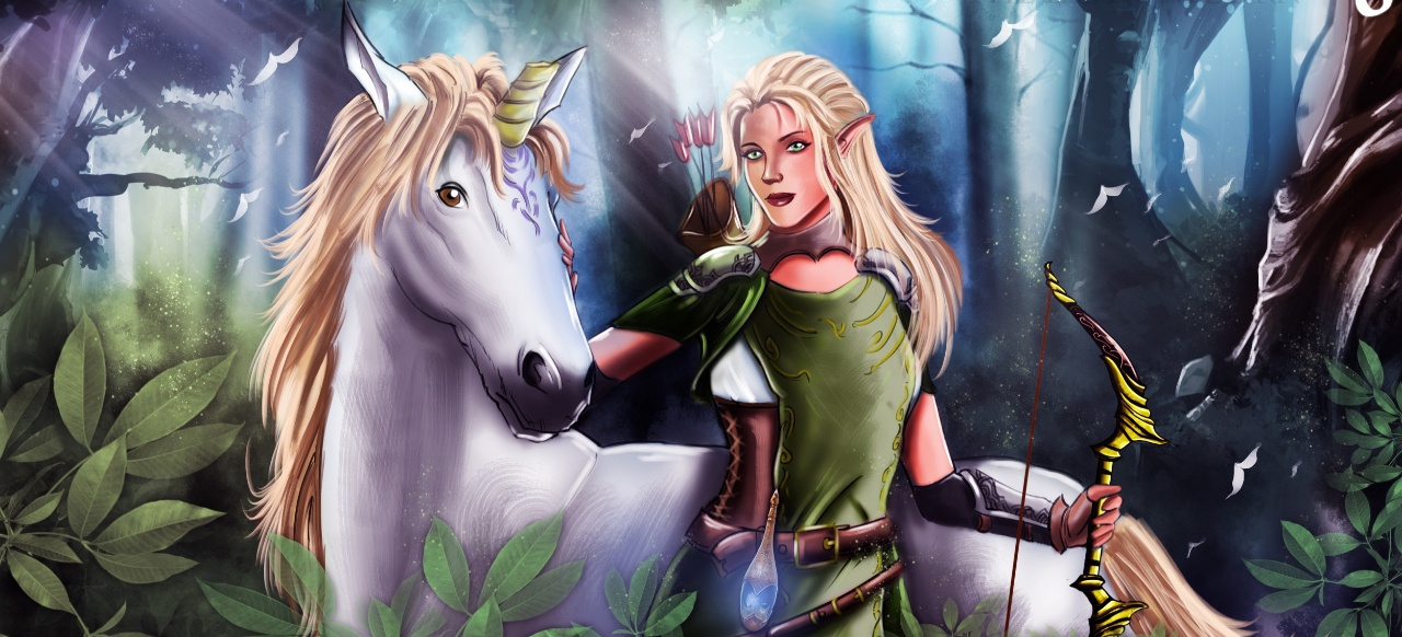 Eternity: The Last Unicorn (Rollenspiel) von 1C Entertainment