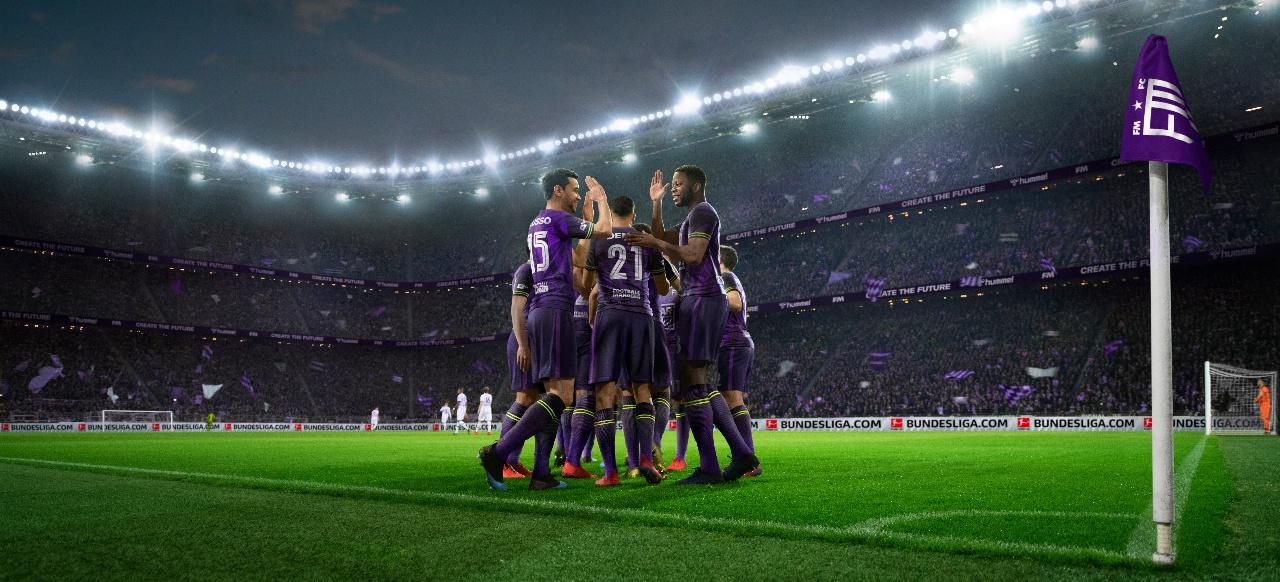 Football Manager 2021 (Simulation) von SEGA