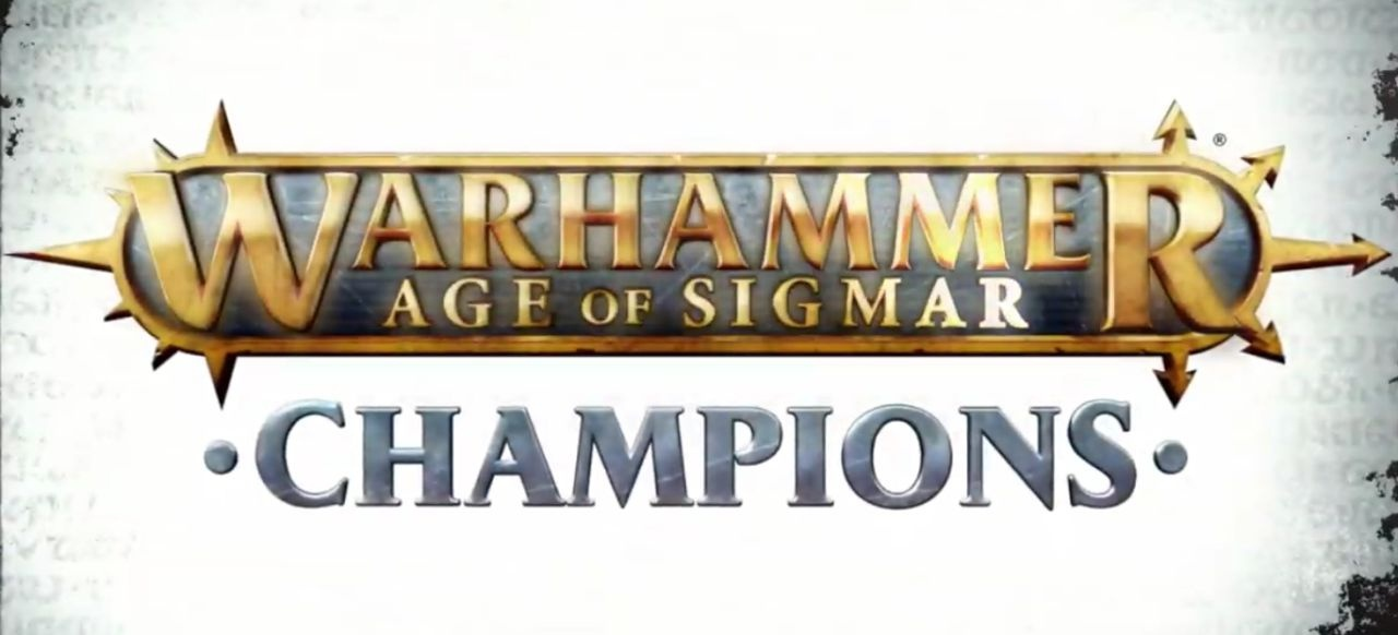 Warhammer Age of Sigmar: Champions (Strategie) von PlayFusion
