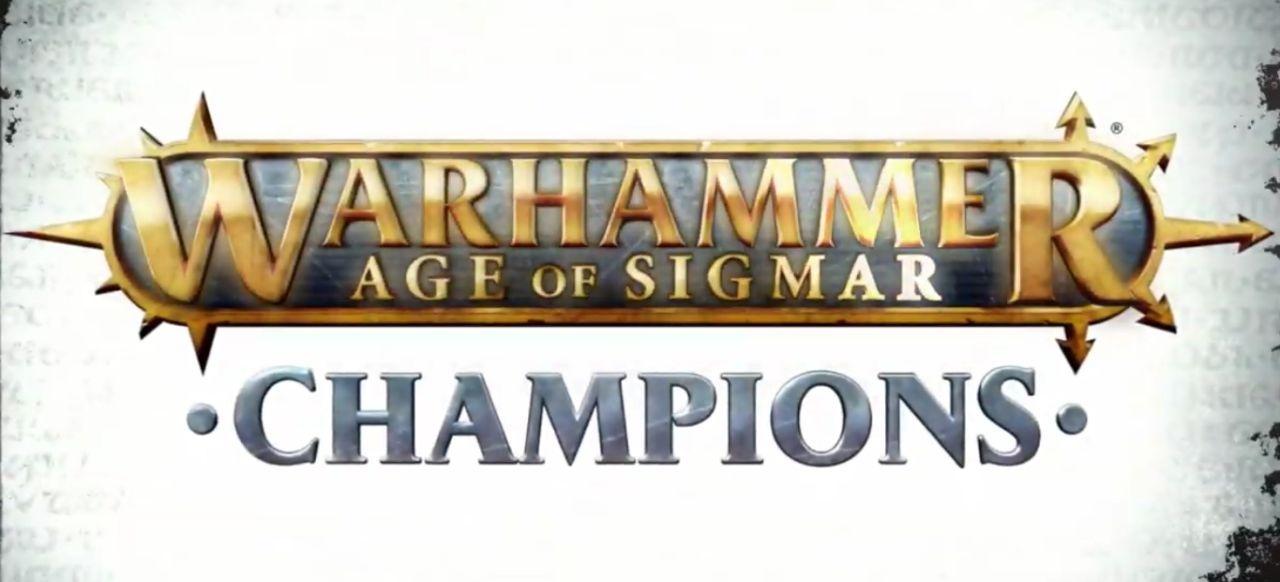 Warhammer Age of Sigmar: Champions (Taktik & Strategie) von PlayFusion
