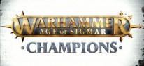 Warhammer Age of Sigmar: Champions: Sammelkartenspiel für Switch erschienen