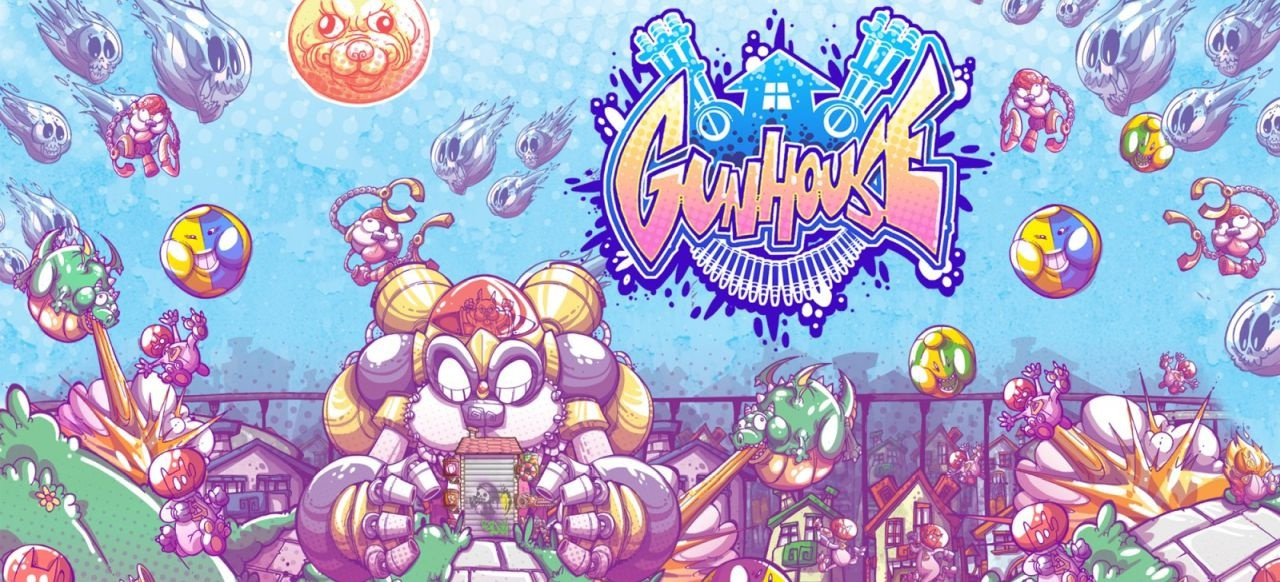 Gunhouse (Logik & Kreativität) von Necrosoft Games / Mystic Systems / Other Ocean