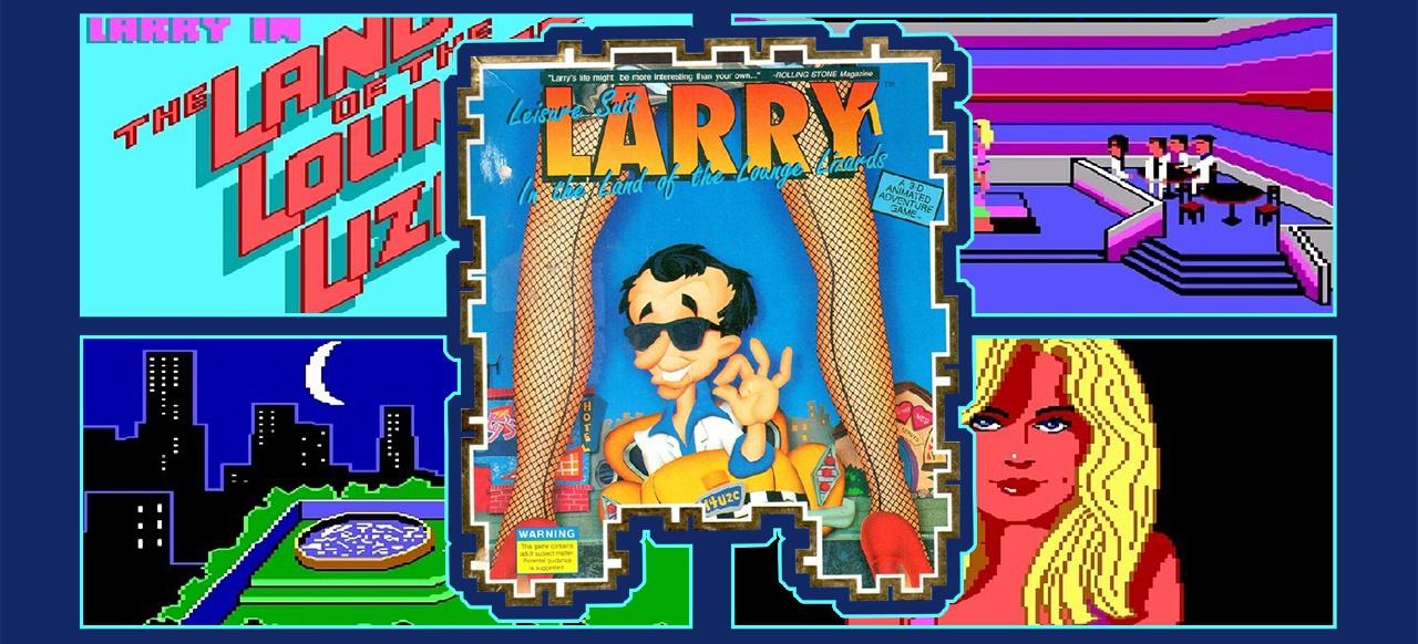 Leisure Suit Larry (Oldie) (Adventure) von Sierra On-Line