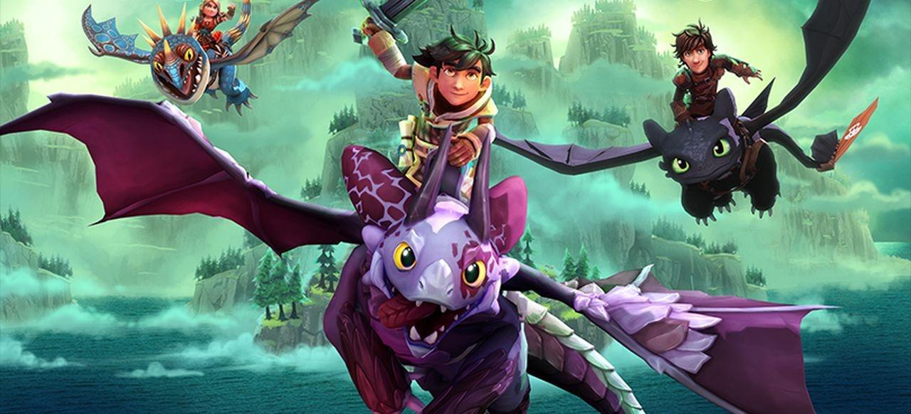 DreamWorks Dragons - Aufbruch neuer Reiter: Drachenzähmer haben ...