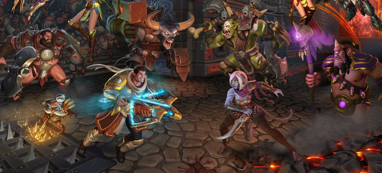 Orcs Must Die! Unchained (Taktik & Strategie) von Gameforge