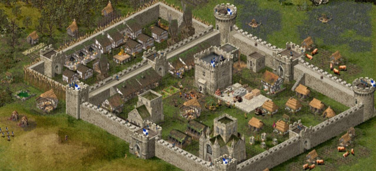 Stronghold (Taktik & Strategie) von Gathering of Developers
