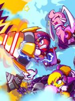 Alle Infos zu Drill Man Rumble (PC,PlayStation4,Switch,XboxOne)