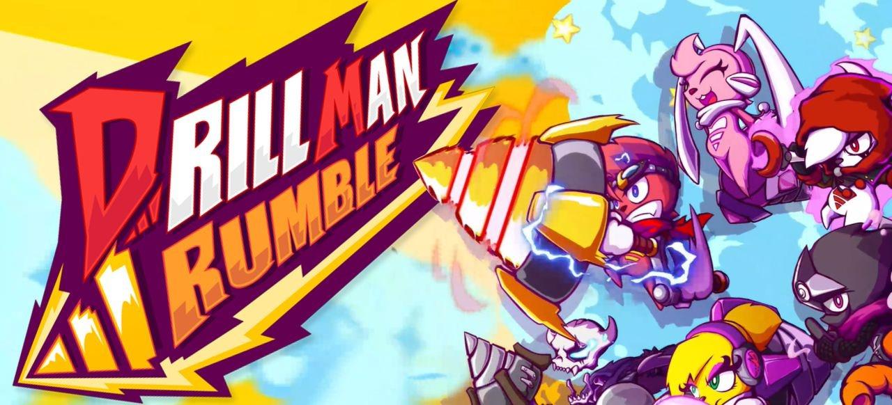 Drill Man Rumble (Prügeln & Kämpfen) von Another Indie