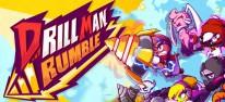 Drill Man Rumble: Party-Brawler bohrt sich seinen Weg auf PC, PS4, Xbox One und Switch