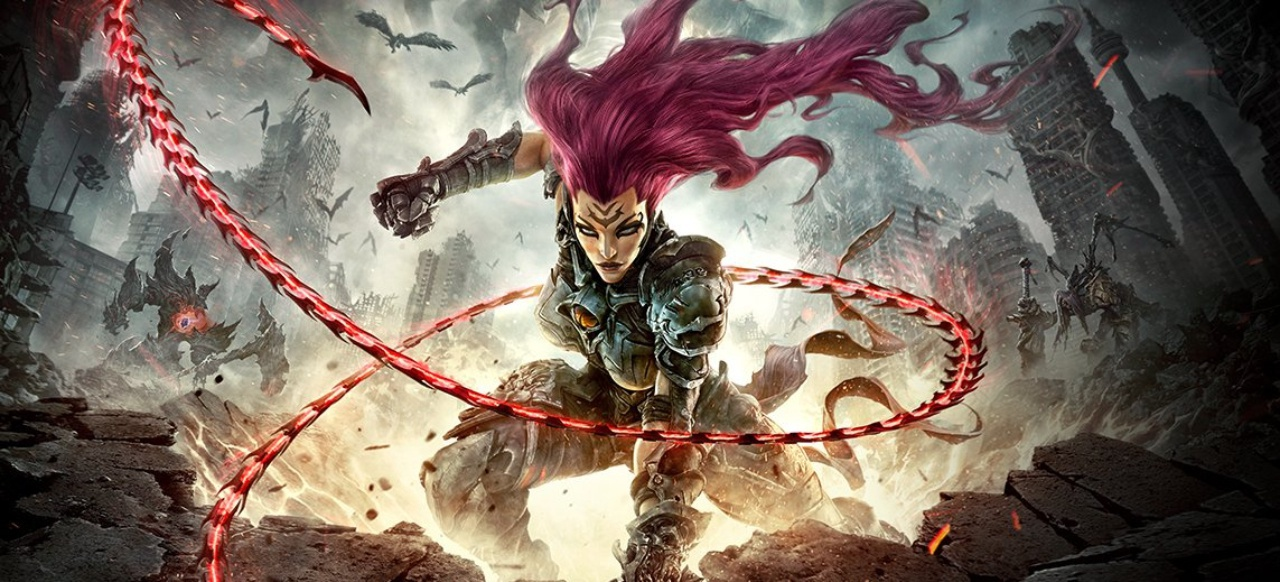 Darksiders 3 (Action-Adventure) von THQ Nordic