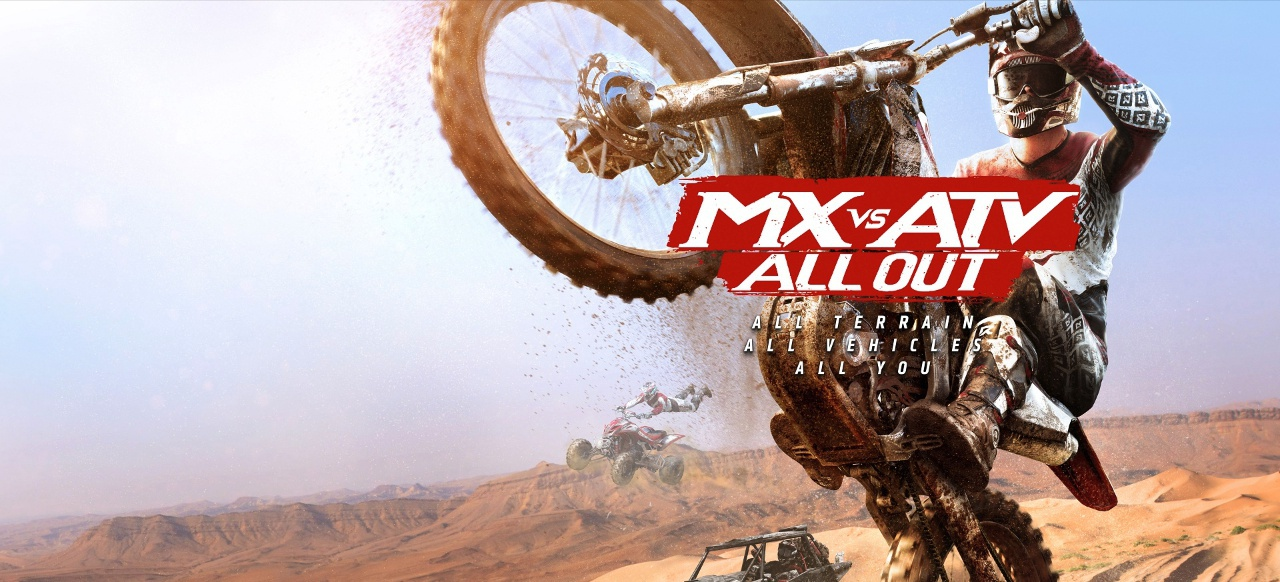 MX vs. ATV All Out (Rennspiel) von THQ Nordic