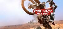 MX vs. ATV All Out: Offroad-Rennspiel wird Ende März 2018 für PC, PS4 und Xbox One erscheinen