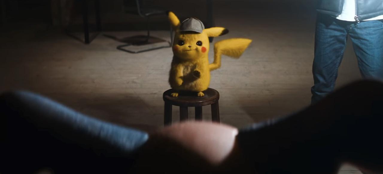 Pokémon: Meisterdetektiv Pikachu (Film) (Sonstiges) von Warner Bros.