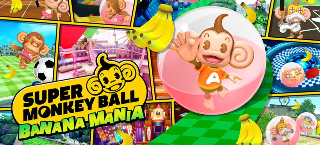Super Monkey Ball: Banana Mania (Geschicklichkeit) von Sega