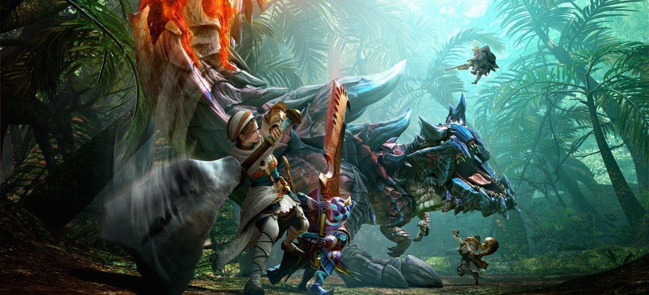 Monster Hunter Generations (Action-Adventure) von Capcom / Nintendo