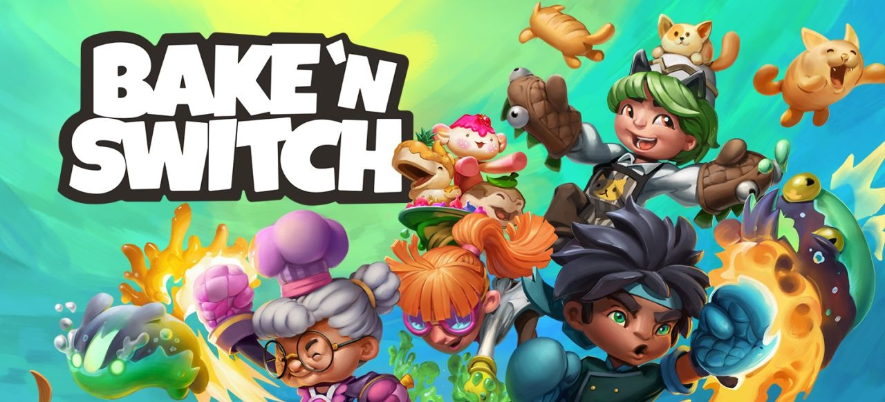 Bake 'n Switch (Musik & Party) von Streamline Media Group