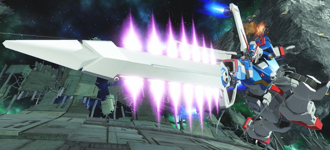 Gundam Versus (Arcade-Action) von Sony