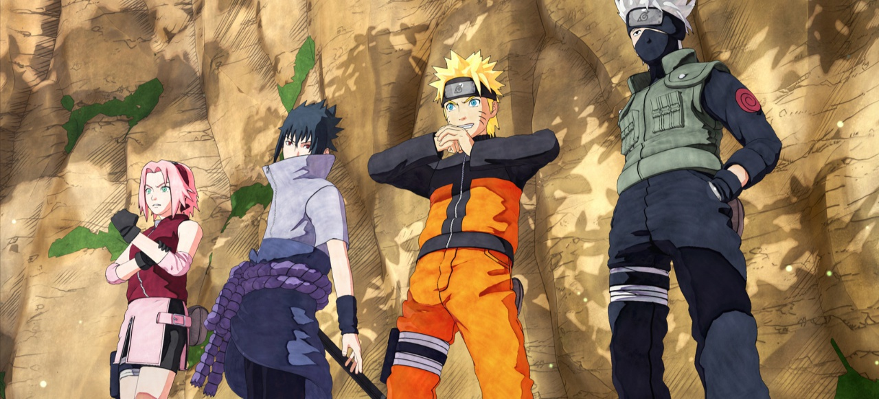 Naruto to Boruto: Shinobi Striker (Action) von Bandai Namco Entertainmentt