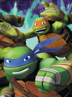 Alle Infos zu Teenage Mutant Ninja Turtles: Die Gefahr des Ooze-Schleims (360,3DS,PlayStation3)