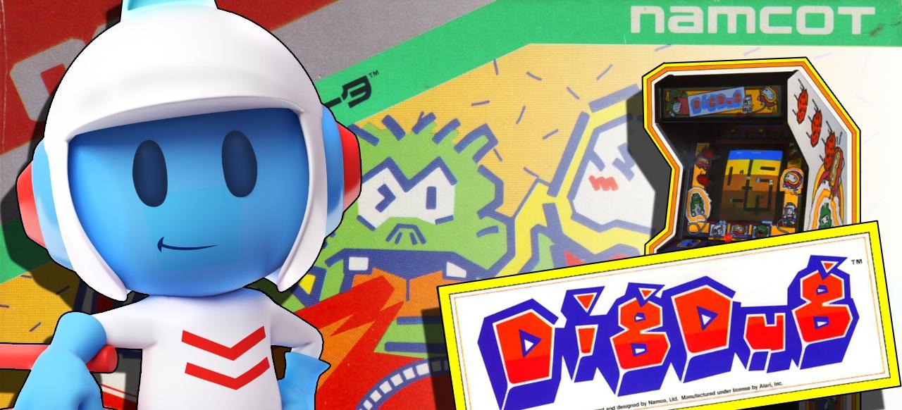 Dig Dug (Geschicklichkeit) von Namco