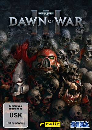 Alle Infos zu Warhammer 40.000: Dawn of War 3 (PC)