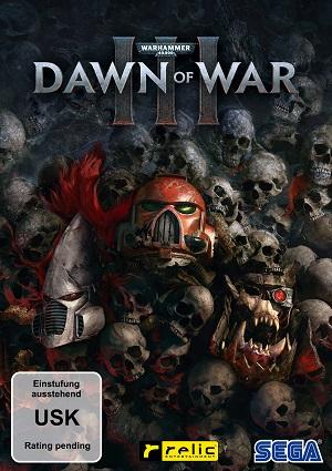 Alle Infos zu Warhammer 40.000: Dawn of War 3 (PC)