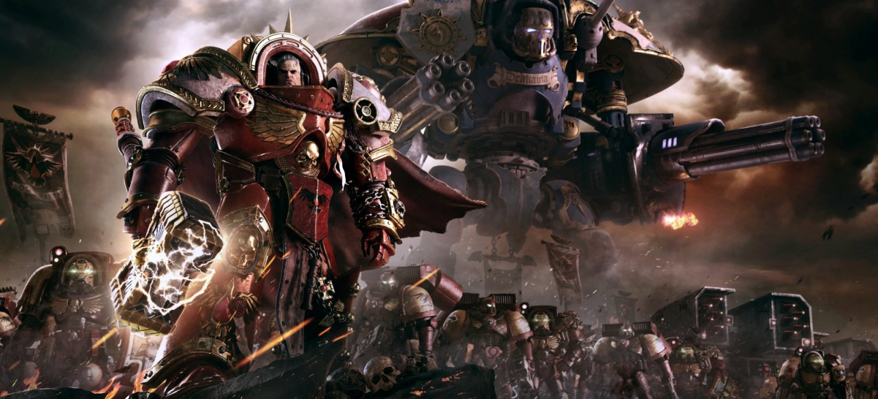 Warhammer 40.000: Dawn of War 3 (Strategie) von SEGA
