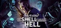 One Shell Straight to Hell: Schießwütiger Priester im Kampf gegen Dämonen