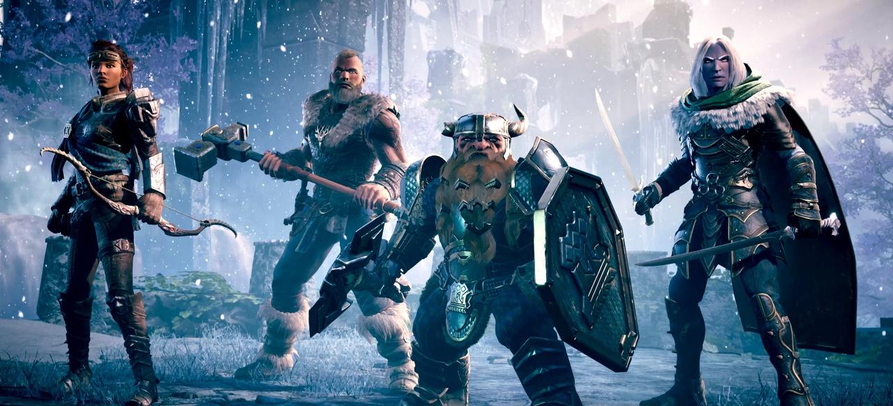 Dungeons & Dragons: Dark Alliance (Rollenspiel) von Tuque Games