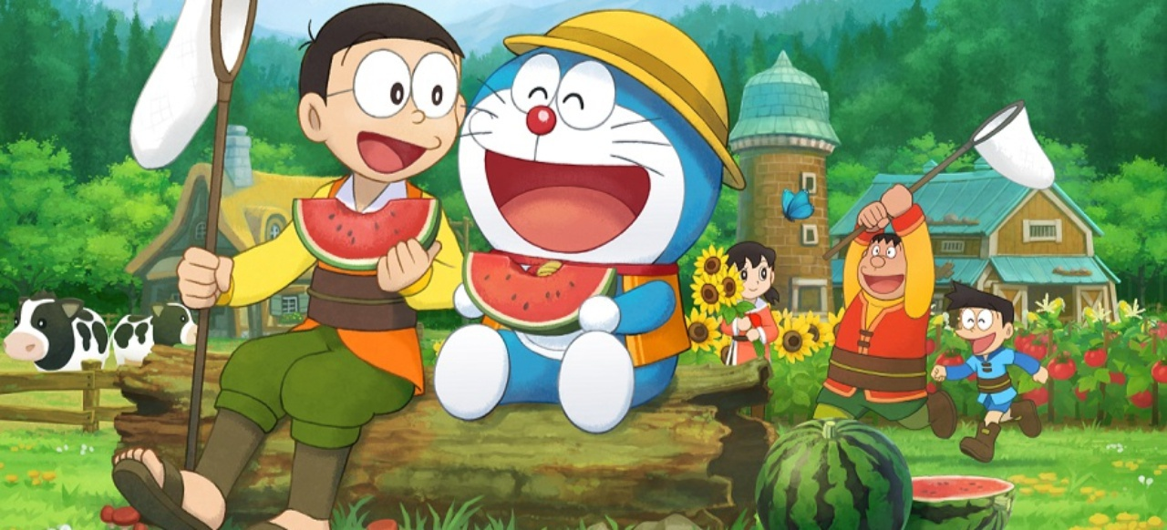 Doraemon Story of Seasons (Simulation) von Bandai Namco Entertainment Europe