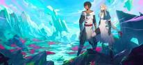 Haven: Beschauliche Szenen aus der Rollenspiel-Liebesgeschichte von der PC Gaming Show
