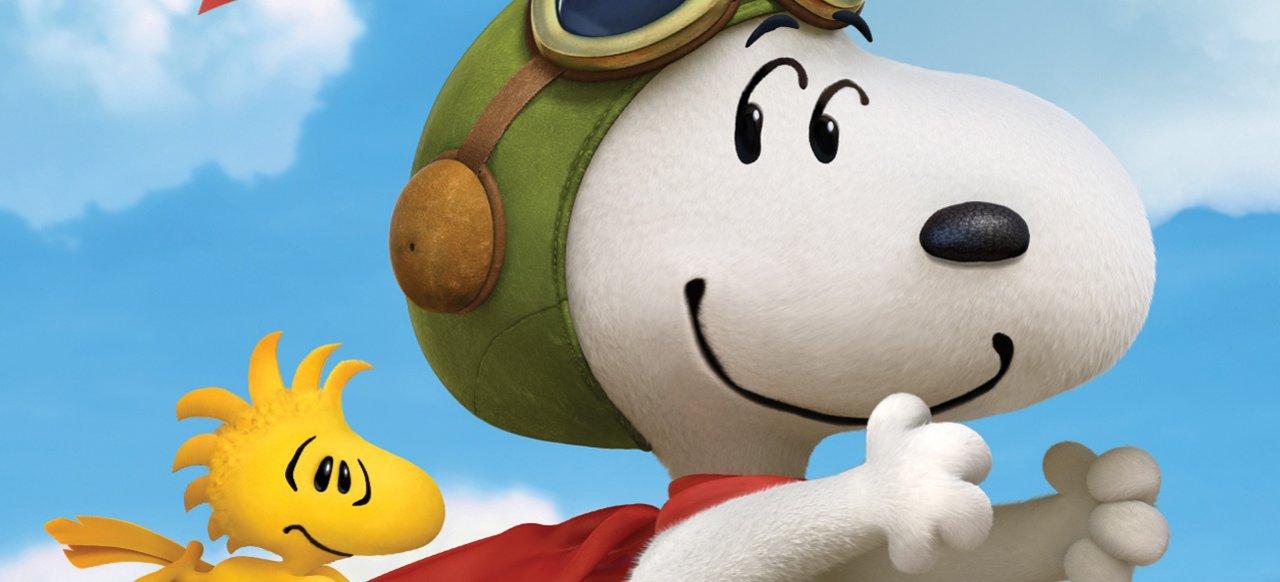 Die Peanuts - Der Film: Snoopys Große Abenteuer (Plattformer) von Activision