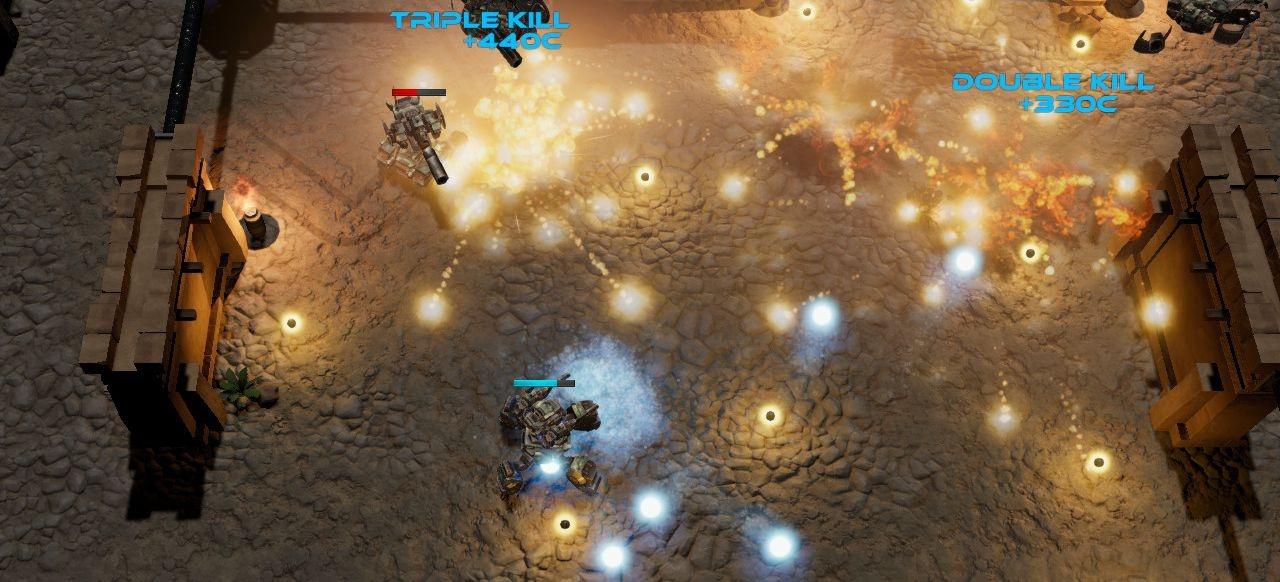Armored Evolution (Action) von Burst2Flame Entertainment