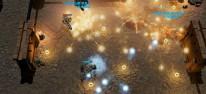 Armored Evolution: Top-Down-Shooter feuert sich durch die Steam-Arena