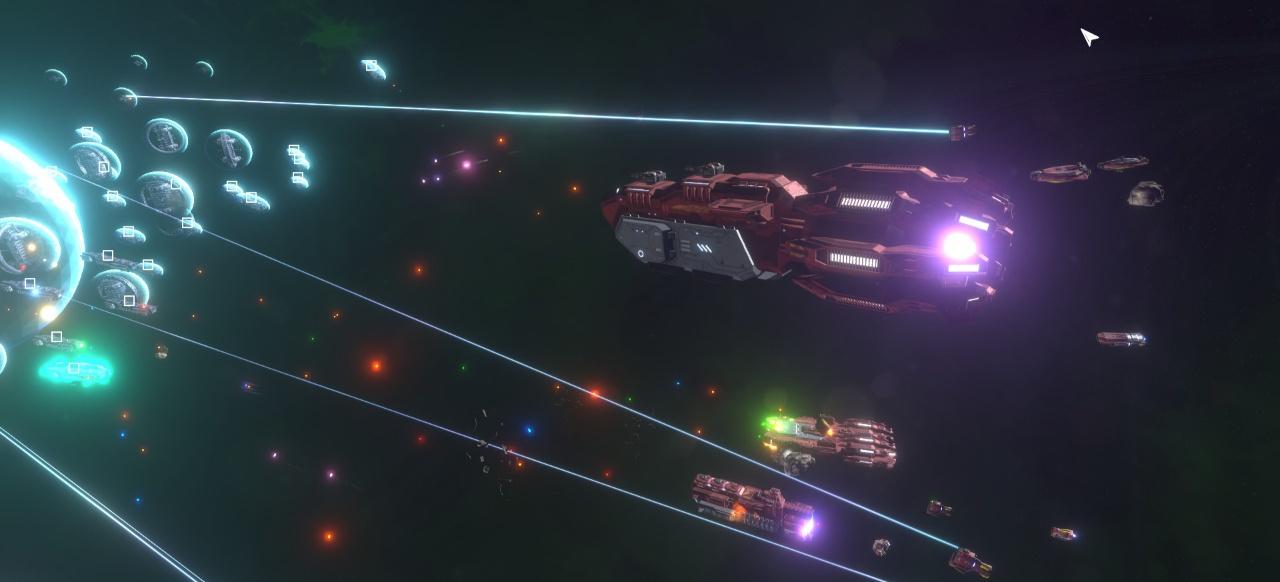Stellar Warfare (Taktik & Strategie) von Tense Games