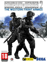 Alle Infos zu Company of Heroes 2: The Western Front Armies (Linux,Mac,PC)