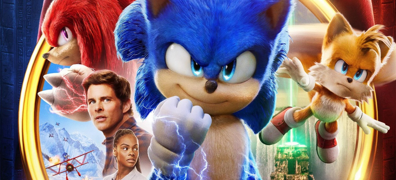 Sonic The Hedgehog 2 (Film) (Filme & Serien) von