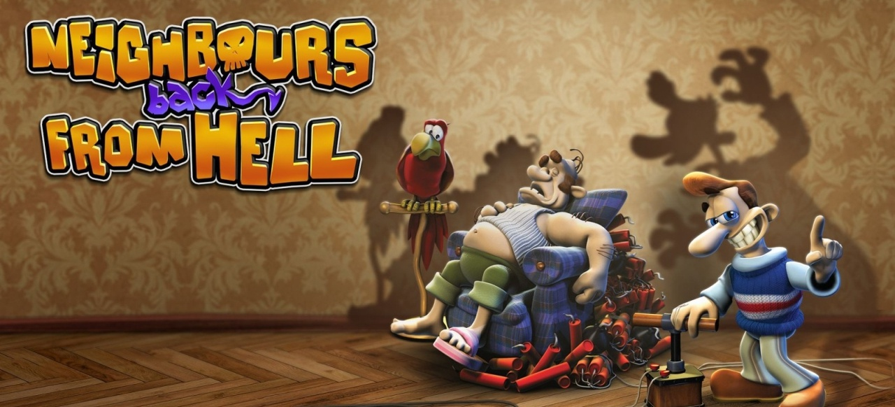 Neighbours Back From Hell (Arcade-Action) von HandyGames / THQ Nordic