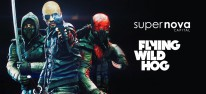 Supernova Capital: Flying Wild Hog (Shadow Warrior) stellt auf Unreal Engine um; baldige Ankündigungen