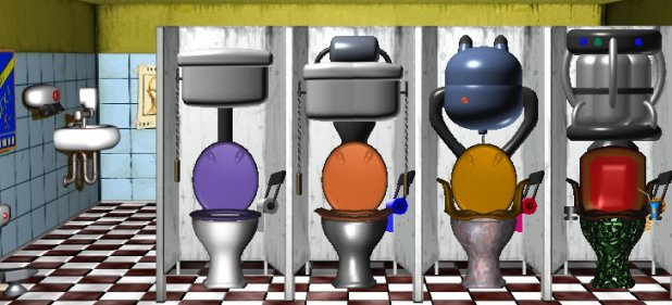 Klomanager (Simulation) von Anvil-Soft