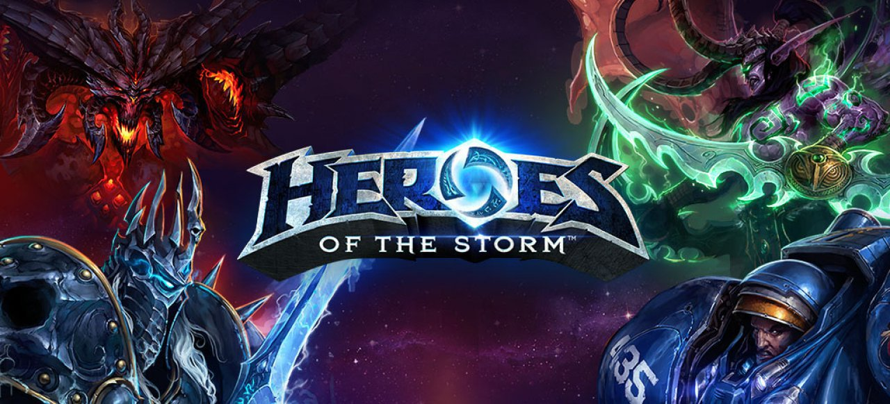 Heroes of the Storm (Taktik & Strategie) von Blizzard
