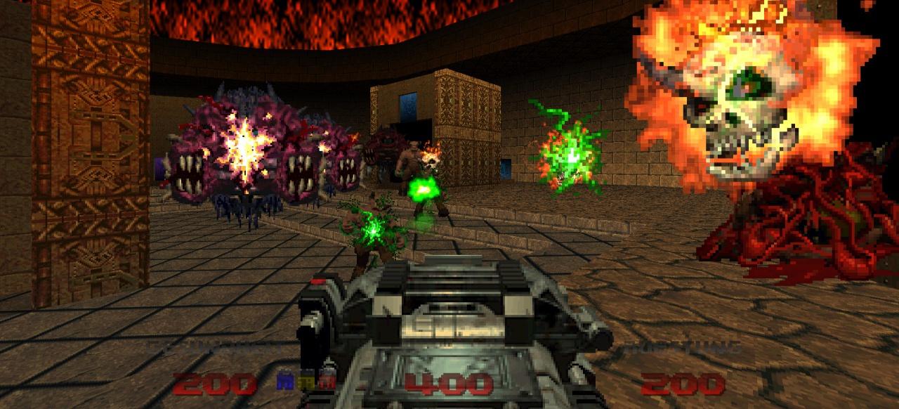 Doom 64 (Shooter) von Bethesda Softworks