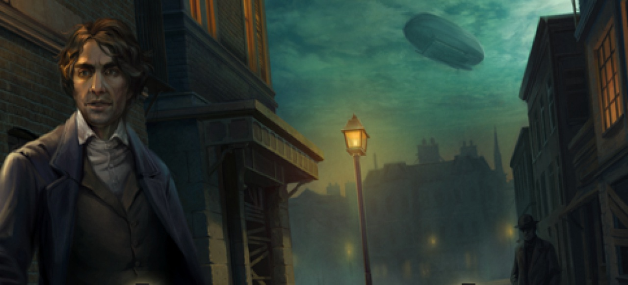 Lamplight City (Adventure) von Application Systems